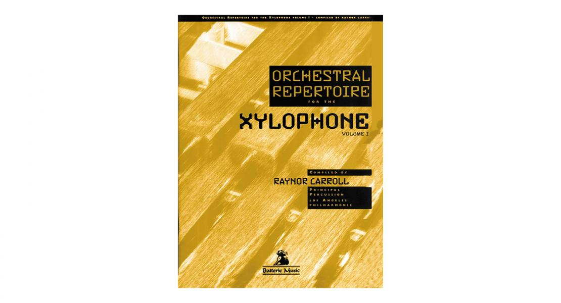 Orchestral Repertoire for the Xylophone, Vol. 1