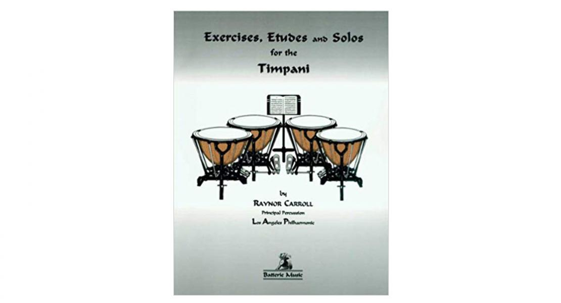 Exercises, Etudes and Solos for the Timpani